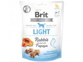BRIT Care Dog Functional Snack Light Rabbit-150g