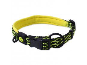Obojek ACTIVE DOG Mystic limetka L-1ks