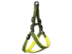Postroj ACTIVE DOG Mystic limetka L-1ks