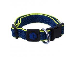 Obojek ACTIV DOG Mellow tmavě modrý S-1ks