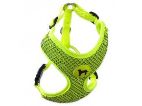 Postroj ACTIVE DOG Mellow limetka L-1ks