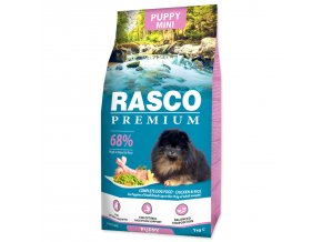 RASCO Premium Puppy / Junior Small-1kg