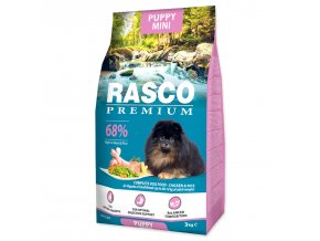 RASCO Premium Puppy / Junior Small-3kg