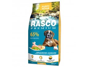 RASCO Premium Puppy / Junior Medium-15kg