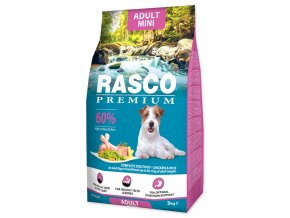 RASCO Premium Adult Small-3kg