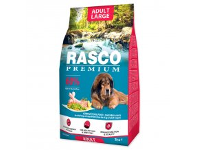 RASCO Premium Adult Large Breed-3kg