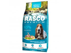 RASCO Premium Adult Lamb & Rice-15kg