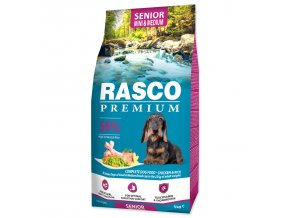 RASCO Premium Senior Small & Medium-1kg
