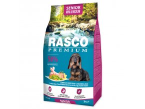 RASCO Premium Senior Small & Medium-3kg