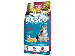 RASCO Premium Senior Large-15kg