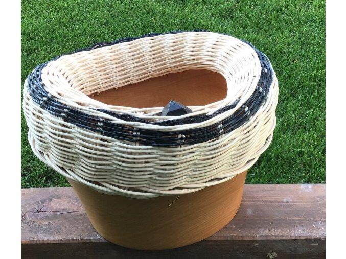 košík turban