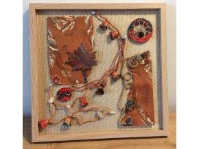 keramické obrázky pre radosť