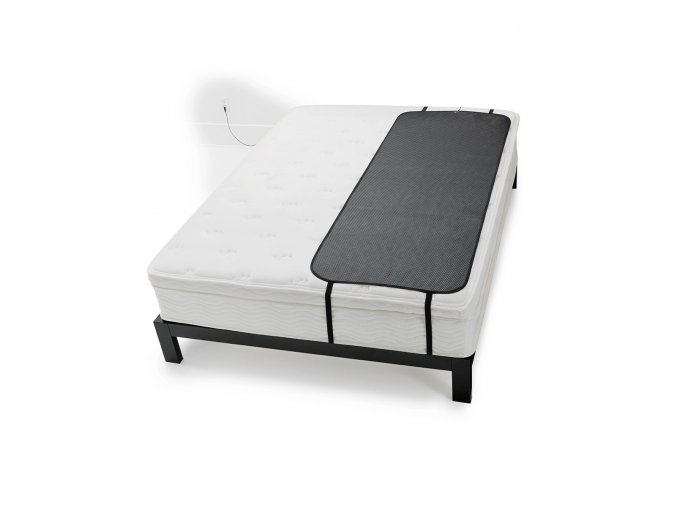 black sleep mat small