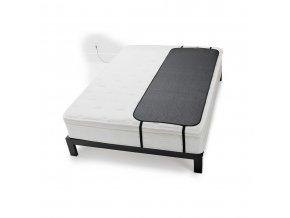 black sleep mat small