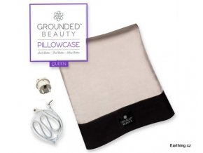 Grounded Beauty Pillow case
