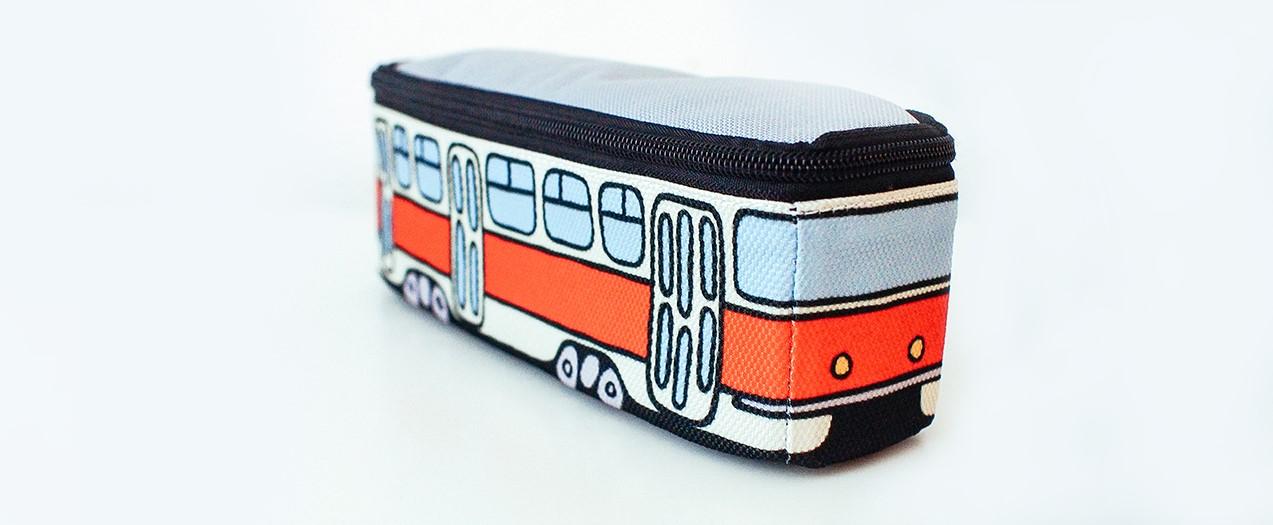 Tramvajový penál