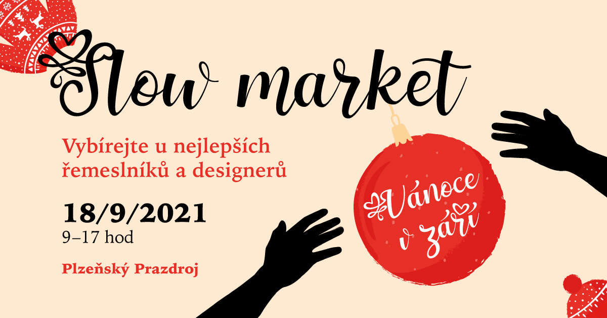 Slow market Plzeňský Prazdroj 2021