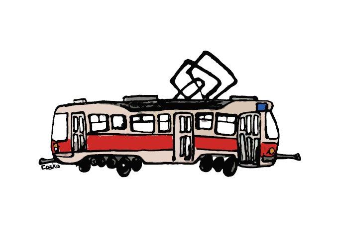 Tričko s tramvají (Praha)