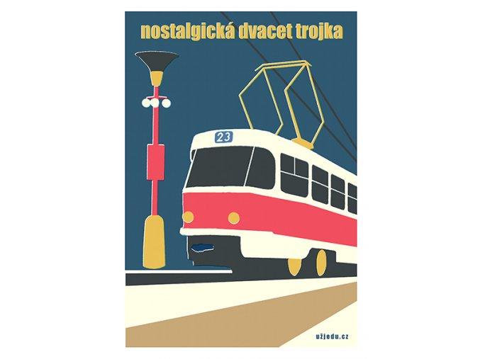 tramvaj 23 nostalgicka FB