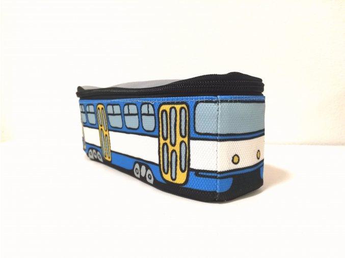 Penál tramvaj Ostrava