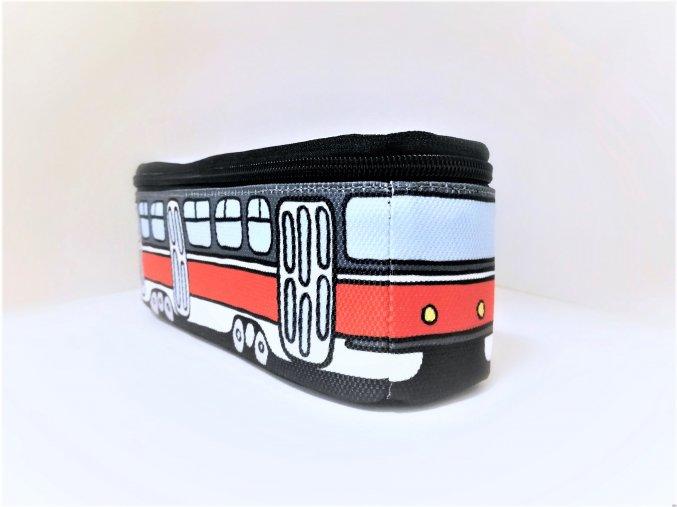 Penál tramvaj Brno