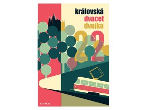 Plakat Tramvaj 22 (v2) WEB