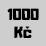 1000 Kč