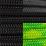 černá-grafit-žlutozelená