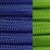 modro-zelená