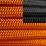 oranžová-grafit-oranžová