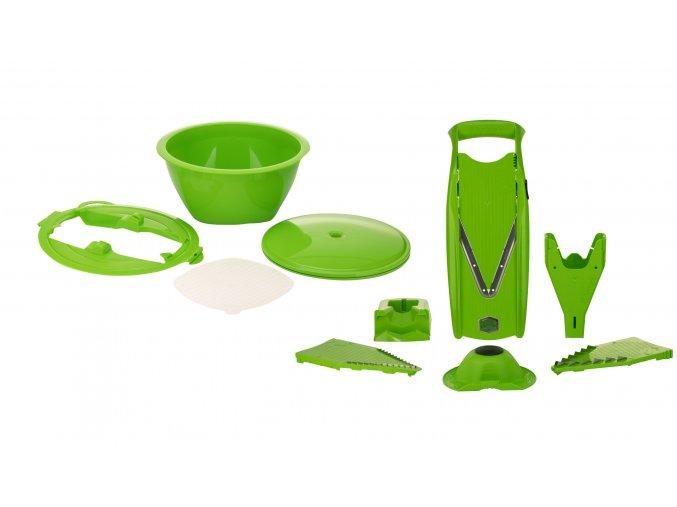 V5 Profi green + Green
