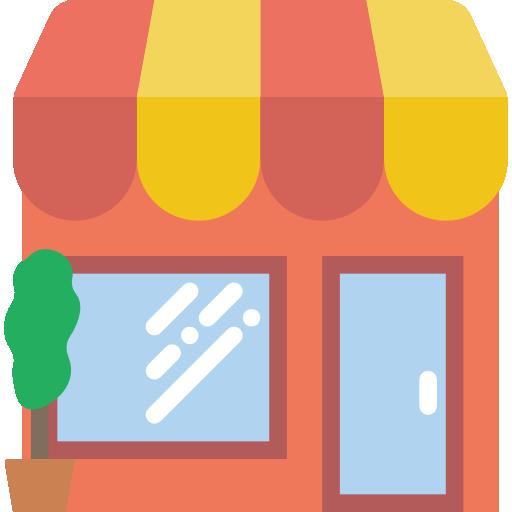 Kamenná prodejna v Liberci