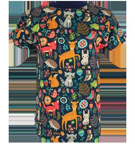 Tričko Zvířátka
