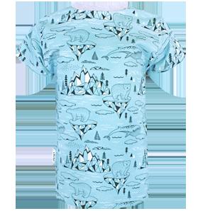 Tričko Na severním pólu