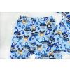 Dětské letní pyžamo bagry instagram2