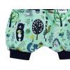 Dětské pumpky Kamarádi v lese detail nohavice