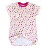 Dětská noční košile s kytičkami - detail