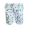 Dětské letní pyžamo s písmenky - detail kraťasy
