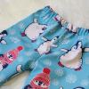 Softshellky s tučňáky pro děti