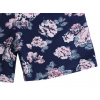 Dětské kraťasy Růžičky - detail nohavice