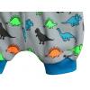 Dětské pumpky Dinosauři - detail nohavice