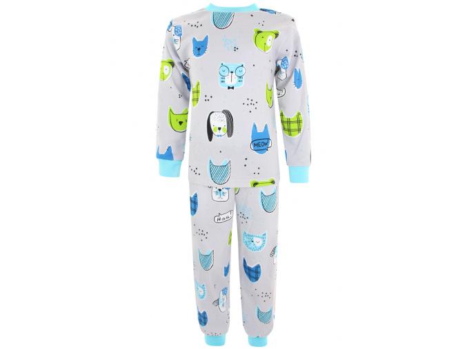 Dětské pyžamo pejsci