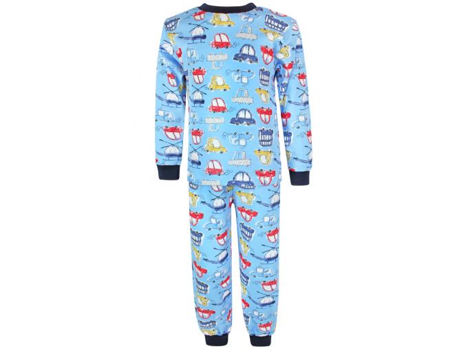 Dětské pyžamo auta