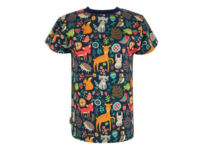 Dětské triko zvířátka1