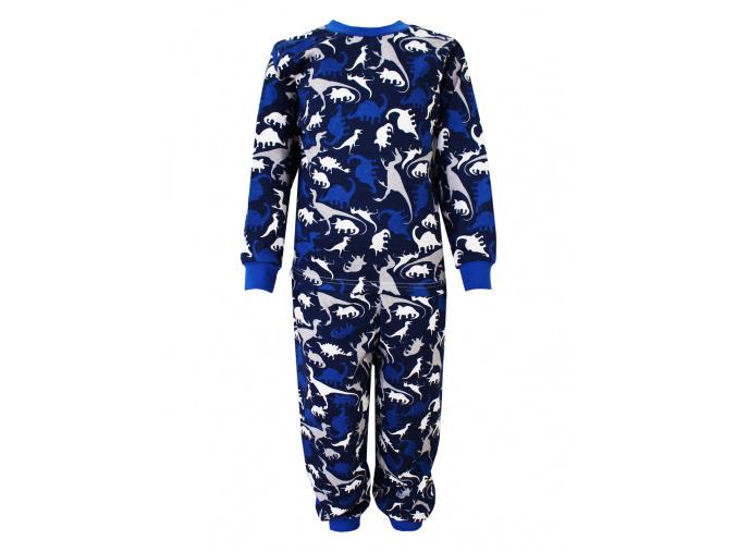 Dětské pyžamo s dinosaury