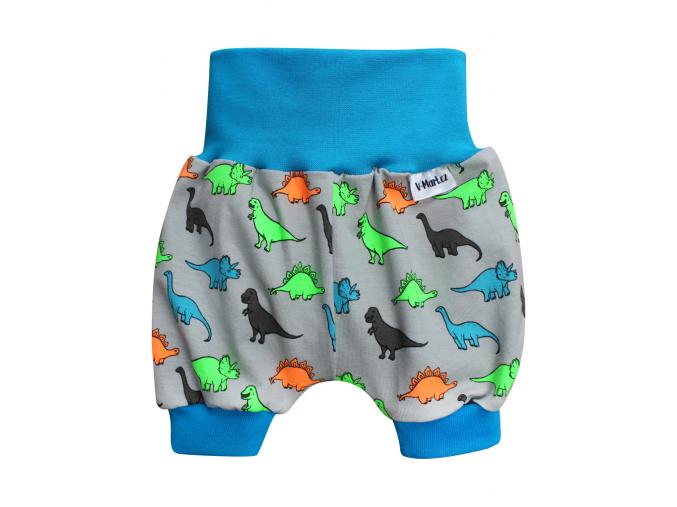 Dětské pumpky Dinosauři