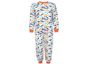 Dětské pyžamo žraloci sharks
