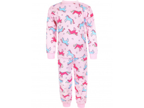 Dětské pyžamo barevní jednorožci
