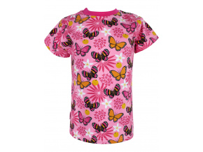 Dětské tričko motýlci