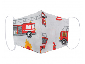 Rouška hasiči